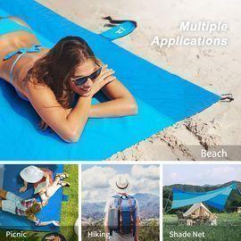 Large 82 x 80 Beach Blanket