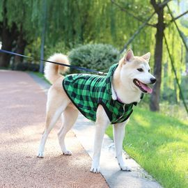 Dog Plaid Vest