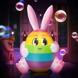 Easter Pride Inflatable Decoration