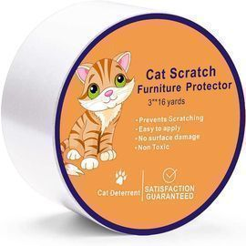 Cat Scratch Furniture Protector Deterrent Tape