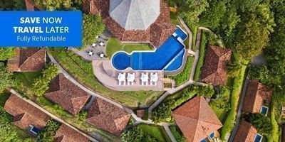 Luxurious Costa Rica 4-Night Stay for 2