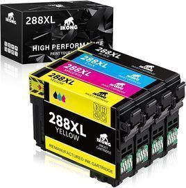 Remanufactured Ink Cartridge Replacement for Epson