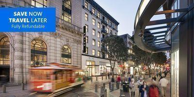 Trendy San Francisco Hotel near Union Square