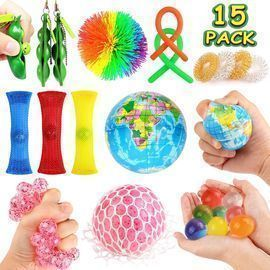 15 Pack of Sensory Therapy Toys