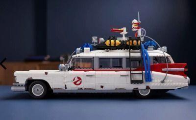 Lego Creator Expert: Ghostbusters ECTO-1