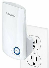 TP-Link N300 Wi-Fi Range Extender (Certified Refurbished)