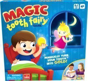 Goliath Magic Tooth Fairy Game