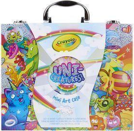 Crayola Mini Art Set w/ UniCreatures