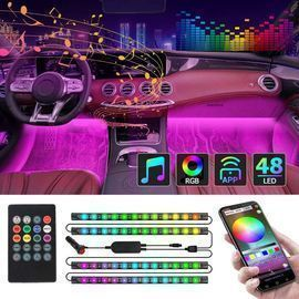 Amazon - LED Interior Car Lights $13.49