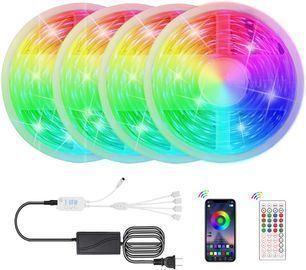 Amazon - LED Strip Lights, 65.6FT $19.99