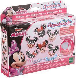 Aquabeads Mickey & Minnie Mouse Character Set