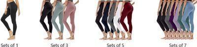 High Waisted Super Soft Leggings