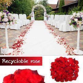 2000 Artificial Rose Petals