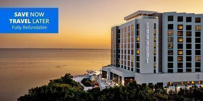 Tampa Bay Views from this 4-Star Hotel