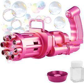 Automatic Bubble Maker Kids