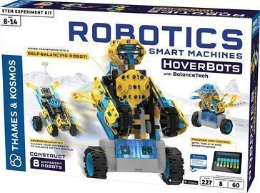 Thames & Kosmos Robotics: Smart Machines HoverBots w/ BalanceTech Stem Experiment Kit