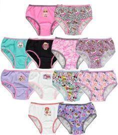 L.O.L. Surprise! Girls' Panties Multipack
