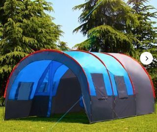 Americans 10-Person Travel Tunnel Tent