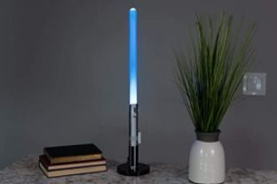 Star Wars Luke Skywalker Light Saber Table Lamp