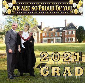 Graduation Yard Signs Set