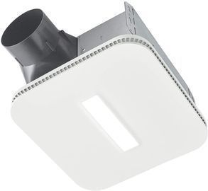 Broan-NuTone Flex Bathroom Exhaust Ventilation LED Light