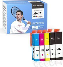 Compatible Ink Cartridge Replacment for Canon