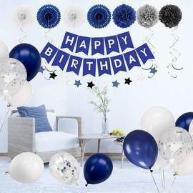 Happy Birthday Party Decorations Kit