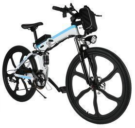 Hifashion 26 Folding 36V Electric Bike