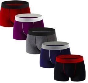 Underwear Boxer Briefs -5 Pack