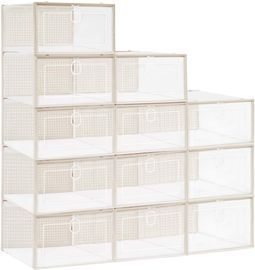 Shoe Boxes 12 Pack