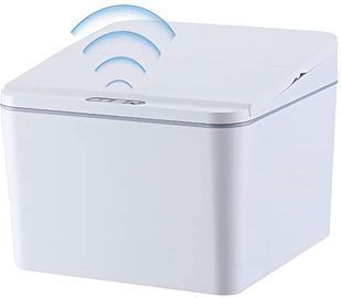 Small Smart Countertop Trash Can