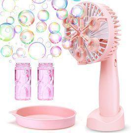 2 in 1 Bubble Machine