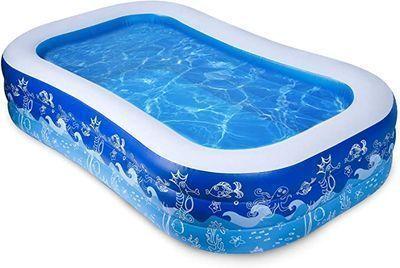 Joyjoz 93 X 54 X 24 Inflatable Pool