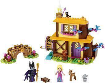 LEGO Disney Auroras Forest Cottage 43188