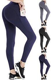 High Waisted Yoga Pants Leggings with Pocket