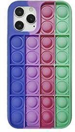 Push Pop Bubble Fidget Sensory Toy Phone Case
