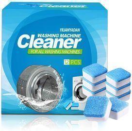 Washer Machine Cleaner Effervescent