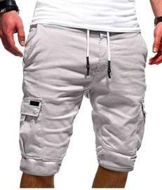Multi-Pocket Cargo Shorts