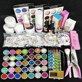 72 in 1 Acrylic Nail Kit