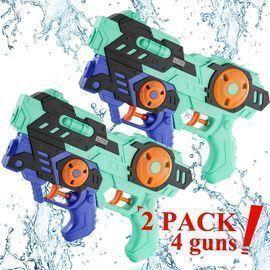 Squirt Gun Water Guns - 2 Pack