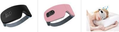 Eye Massager with Heating, Vibration and Bluetooth Music