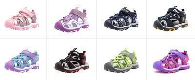 Save 30% on Select Kids Sport Sandals