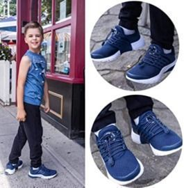 ziitop Boys & Girls Breathable Athletic Sneakers