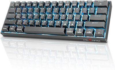 Velocifire M1 60% Bluetooth Wireless Mechanical Keyboard