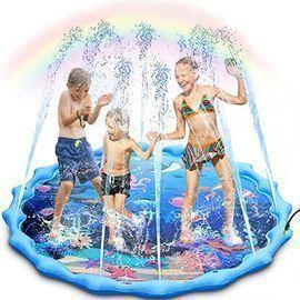 68 Inflatable Sprinkler Pad Wading Pool