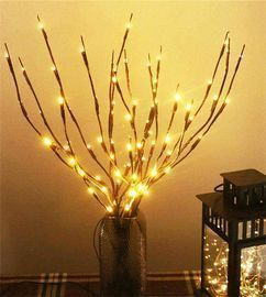 3pcs Artificial Lighted Branches