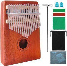 Kalimba 17 keys Thumb Piano