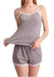 Cami Shorts Pajamas Set