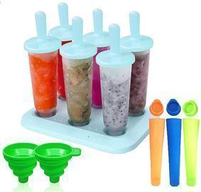 Popsicle Molds 6 Pieces