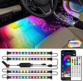 Interior LED Car Lights